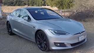 Download Tesla Model S P90D - One Take Video