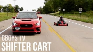 Download Shifter Kart on Highway; The Cops Were Looking For Us!! Video