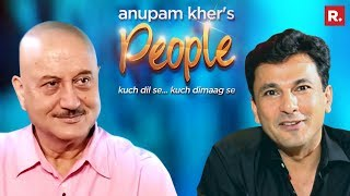 Download Anupam Kher's 'People' With Vikas Khanna | Exclusive Interview Video
