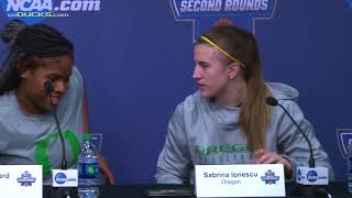 Download Oregon Postgame Following Win Over Minnesota Video