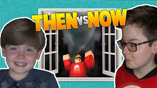 Download 2014 Ethan vs 2019 Ethan - Natural Disasters Survival Video