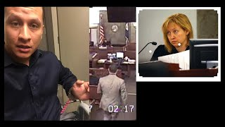 Download Crazy Vegas Judge Loses it when he won't Worship Her! Video