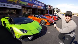Download How To Drive Exotic Cars On A Budget! Video
