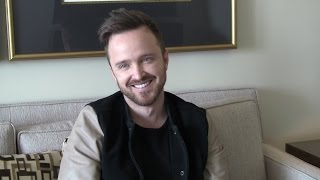 Download Aaron Paul on 'Triple 9', 'The Path' and the 'Need for Speed' Sequel Video