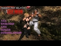 Download Dead Or Alive 5 Last Round: All Grabs - Chain Throws - Holds - All Characters Video