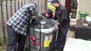 Download Trane Furnace and Air Conditioner Installation by A Plus Air Systems Video
