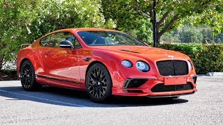 Download New Bentley Continental Supersports Test Drive Video