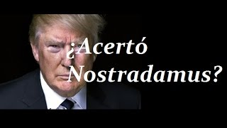 Download Nostradamus predijo la Elección de Donald Trump. Video
