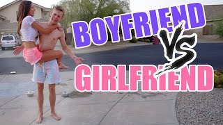 Download BOYFRIEND VS GIRLFRIEND CHALLENGE - PART 2 Video