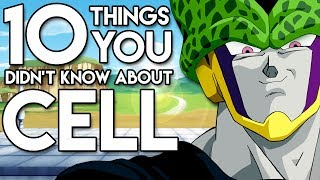 Download 10 Things You Probably Didn't Know About Cell! (10 Facts) | Dragon Ball Z Video