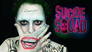 Download JOKER SUICIDE SQUAD MAKEUP TUTORIAL For Under $20 Video