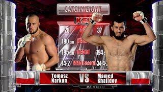 Download KSW Free Fight: Tomasz Narkun vs. Mamed Khalidov 1 Video