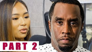 Download Exclusive | Diddy allegedly ″STOMPED″ on His EXES Stomach! She REVEALS He Dated Lori Harvey & More Video