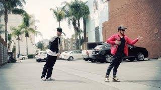 Download BEAT IT | DUBSTEP | POPPIN JOHN & RICARDO WALKER Video