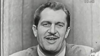 Download What's My Line? - Floyd Patterson; Vincent Price; Walter Pidgeon [panel] (Dec 16, 1956) Video
