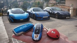 Download Top 10 coolest Supercar touch Keys | Concept keys of Sports Car Video