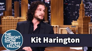 Download Kit Harington Blabbed About Jon Snow's Fate to Avoid a Ticket Video