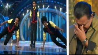 Download OMG! This Performance Made Mithunda CRY | Dance India Dance Season 4 - Sumedh, Manan and Rohan Video