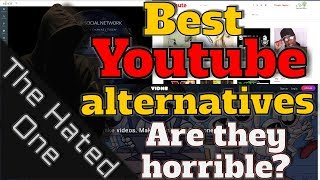 Download All Youtube Alternatives Are Horrible | Vidme, Bitchute, Minds, review Video
