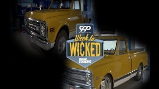 Download Five days from stock 1970 C20 to a 700hp C10! Week to Wicked Ep. 2 Video