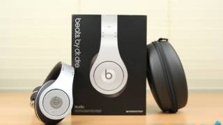 Download Beats by Dr. Dre Studio Silver Edition Unboxing! Video