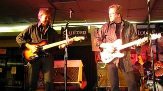 Download 2012 Guitar Geek Festival - Day 2 The Hellecasters Orange Blossom Special.AVI Video