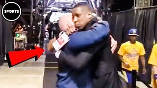 Download (WATCH) Moments Before Masai Ujiri Cop Fight REVEALED Video