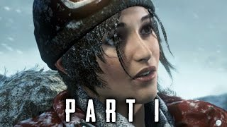 Download Rise of the Tomb Raider Walkthrough Gameplay Part 1 - Intro (2015) Video