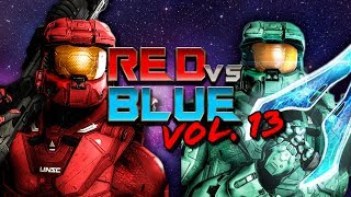 Download Red vs. Blue (Guardians of the Galaxy Vol. 2 Style) Video