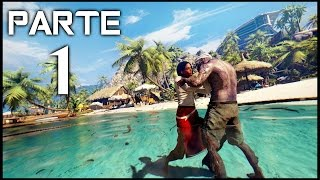 Download DEAD ISLAND DEFINITIVE EDITION Gameplay Español Parte 1 - PC Max Settings 1080p HD 60fps Video