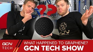 Download Why Graphene Bikes Haven't Taken Over The World | GCN Tech Show Ep. 47 Video