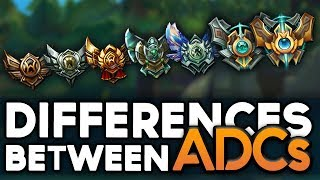 Download Actual Differences of an ADC at each elo | How to escape each rank (League of Legends) Video