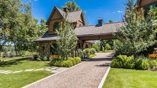 Download Spectacular Estate Poised in Cherry Hills Village, Colorado Video