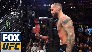 Download CM Punk talks return to UFC & NHL enforcers with Carrlyn Bathe | UFC ON FOX Video