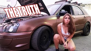 Download Why I'm selling my STI Swapped Subaru Wagon - THE TRUTH Video
