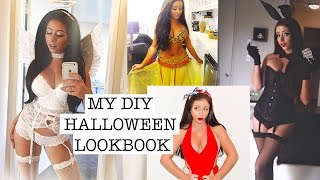 Download DIY HALLOWEEN COSTUMES Video