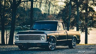 Download Chevy c10 Truck Build - Black Pearl | THE MOVIE Video