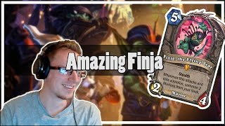 Download Hearthstone: Finja the Flying Star is Amazing Video