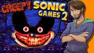 Download CREEPY SONIC GAMES 2 - SpaceHamster Video