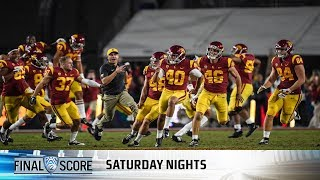 Download Highlights: Chase McGrath field goal lifts USC to 27-24 victory over Texas in double overtime Video