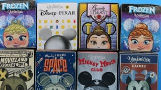 Download Disney Vinylmation Unboxing Frozen Pixar Mickey Mouse Club Oswald Beauty and the Beast Video