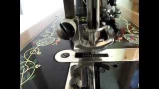Download Vintage German Sewing Machine Video