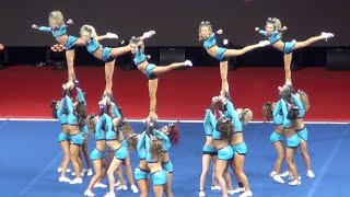 Download Cheer Extreme SSX ″Sharkies″ NCA 2016 Video