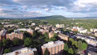 Download Aerial tour of Penn State - University Park Video