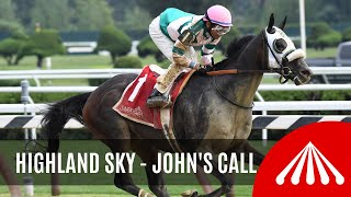 Download Highland Sky - 2019 - The John's Call Stakes Video