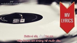 Download Why | Tiggy | Lyrics [Kara + Vietsub HD] Video