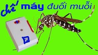 Download tự làm máy đuổi muỗi bỏ túi Video