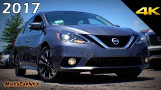 Download 2017 Nissan Sentra SR Turbo - Detailed Look in 4K Video
