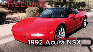 Download 1992 Acura NSX – Redline: Review Video