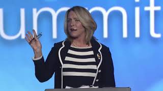 Download Gartner Guest Keynote Deborah Lee James LIVE from #GartnerIO: Changing Cyber Culture Video